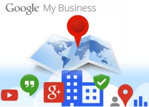 google my business optimización